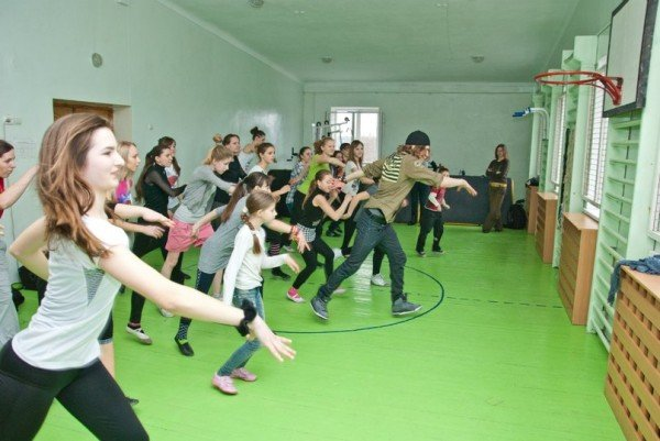 В запорожском центре «Ориентир»  с Родионом Фархшатовым танцевали все (ФОТО), фото-3