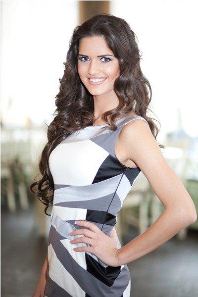 Крымская модель вошла в четверку самых красивых девушек Украины (фото), фото-3