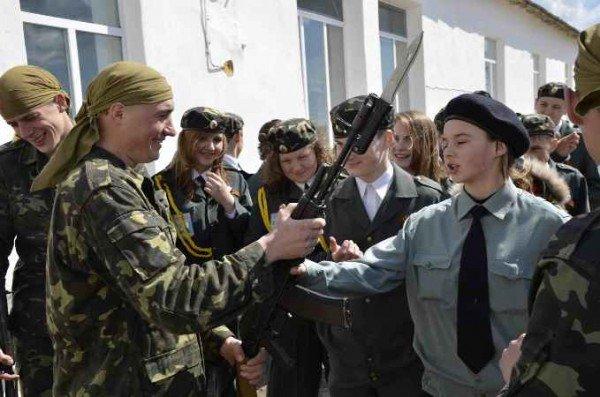 Школьники со всего Крыма съедутся в Симферополь поиграть в «Зарницу» (фото), фото-3