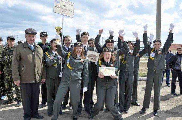 Школьники со всего Крыма съедутся в Симферополь поиграть в «Зарницу» (фото), фото-7