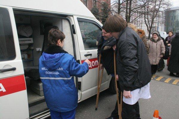 В Донецке на митинге избили инвалида (фото), фото-9