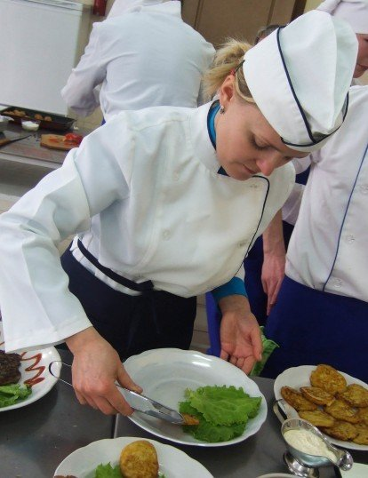 Юні вінницькі кухарі попрацювали на… «Пекельній кухні» (ФОТО), фото-3