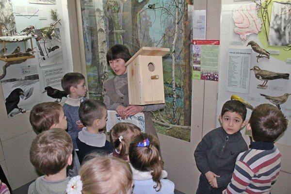 В музеї на Волині зустрічали птахів (ФОТО), фото-1