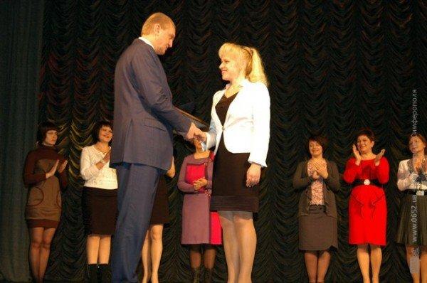 В Крыму выбрали лучшего учителя 2012 года (фото), фото-1