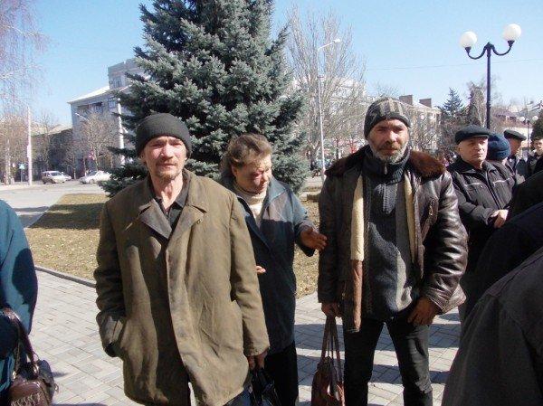 Митинг против высоких тарифов в Артемовске: и вторая попытка не увенчалась успехом (ВИДЕО), фото-3