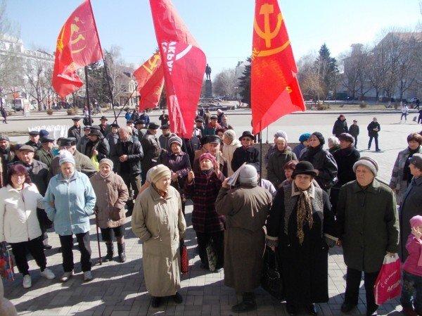Митинг против высоких тарифов в Артемовске: и вторая попытка не увенчалась успехом (ВИДЕО), фото-5