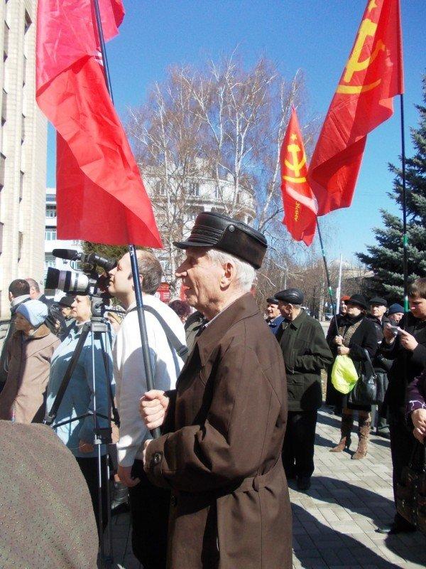 Митинг против высоких тарифов в Артемовске: и вторая попытка не увенчалась успехом (ВИДЕО), фото-8
