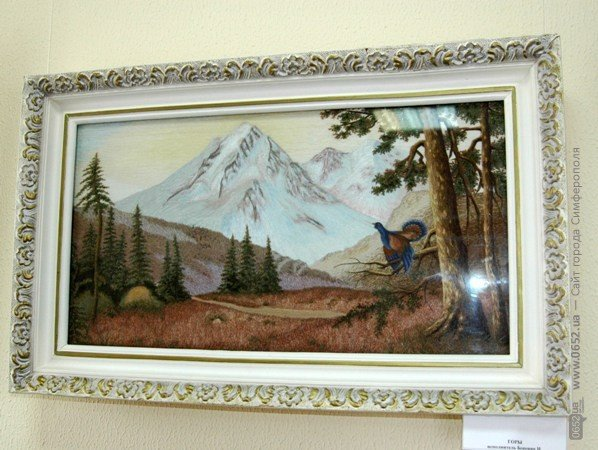 Симферополь вдохновили художественной вышивкой (фото), фото-2