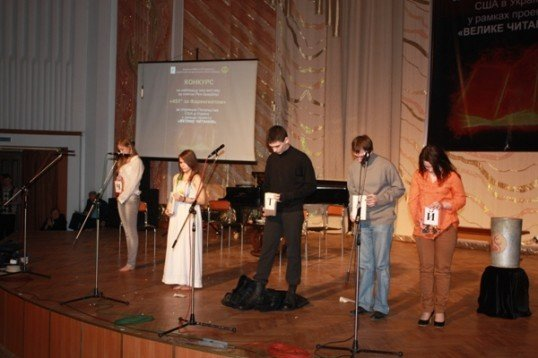 У Вінниці вперше в Україні пройшов конкурс міні-вистав за Реєм Бредбері (ФОТО), фото-11