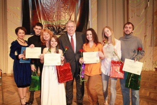 У Вінниці вперше в Україні пройшов конкурс міні-вистав за Реєм Бредбері (ФОТО), фото-1