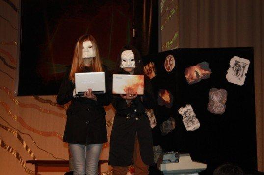 У Вінниці вперше в Україні пройшов конкурс міні-вистав за Реєм Бредбері (ФОТО), фото-12