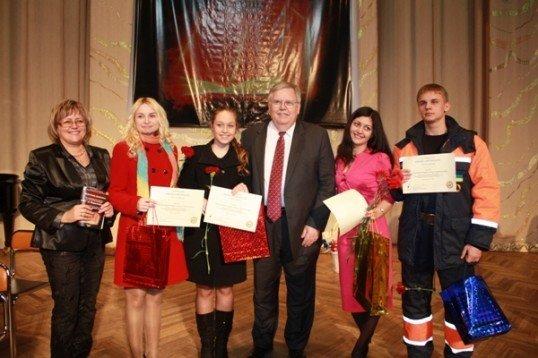 У Вінниці вперше в Україні пройшов конкурс міні-вистав за Реєм Бредбері (ФОТО), фото-3