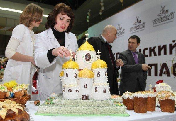 В Донецке прошел конкурс на лучший Пасхальный кулич (фото), фото-11
