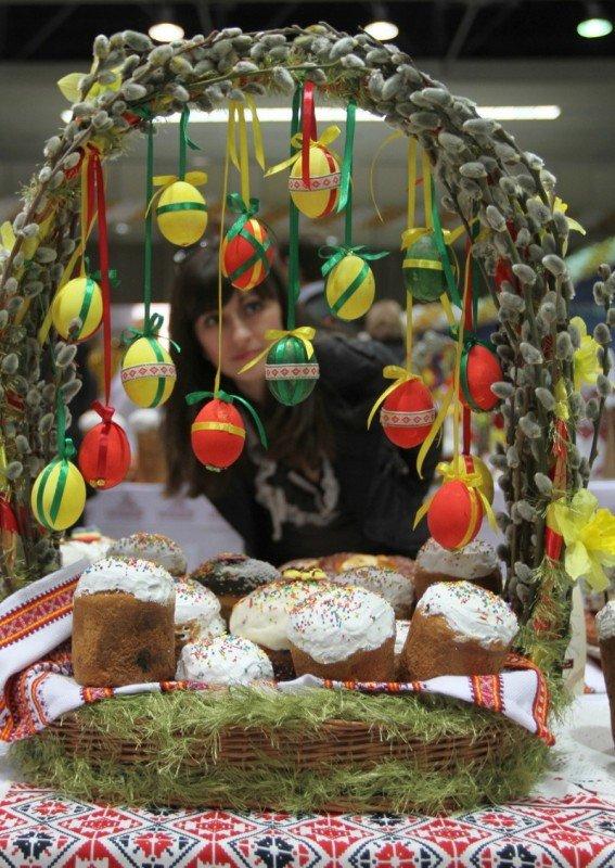В Донецке прошел конкурс на лучший Пасхальный кулич (фото), фото-9
