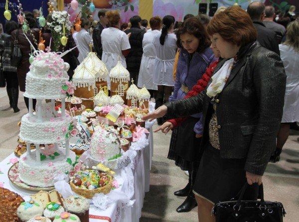 В Донецке прошел конкурс на лучший Пасхальный кулич (фото), фото-7