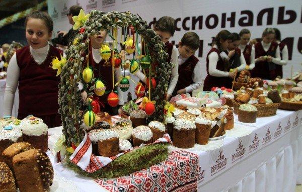 В Донецке прошел конкурс на лучший Пасхальный кулич (фото), фото-5