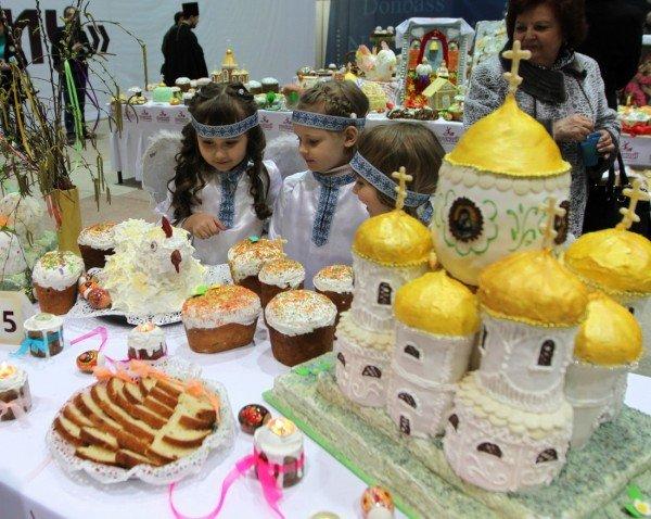 В Донецке прошел конкурс на лучший Пасхальный кулич (фото), фото-4