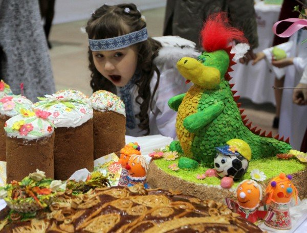 В Донецке прошел конкурс на лучший Пасхальный кулич (фото), фото-3