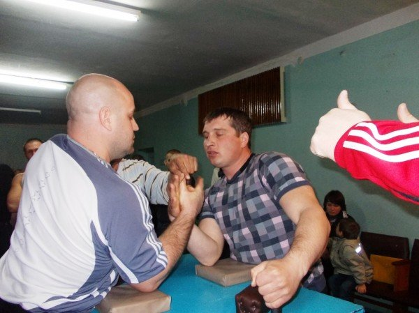 В Артемовске прошла областная спартакиада по армрестлингу (ВИДЕО), фото-6