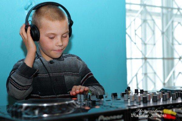 Запорожские дети танцевали с Русланом Маховым и миксовали музыкальные треки  (ФОТО), фото-4