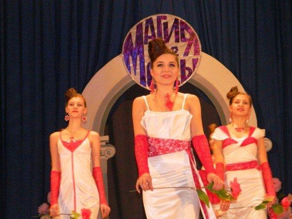 На часовоярской сцене театры мод представили свои лучшие коллекции, фото-2