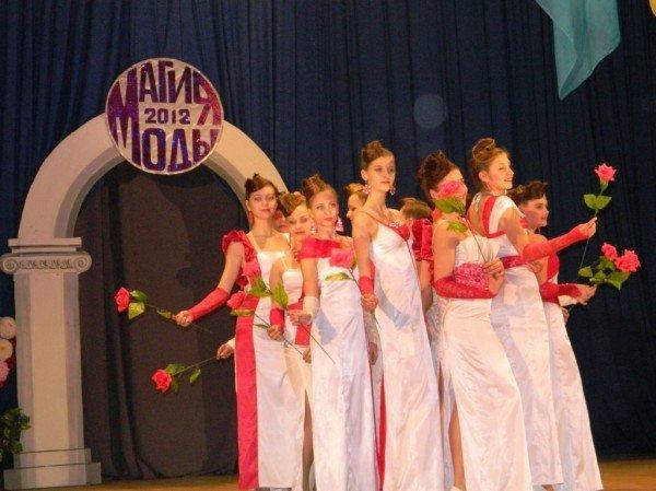 На часовоярской сцене театры мод представили свои лучшие коллекции, фото-4