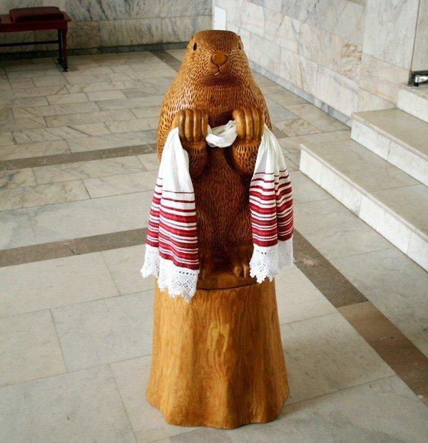 Мэр Кравченко повезет во Львов «символ добродушия» луганчан (ФОТО), фото-1