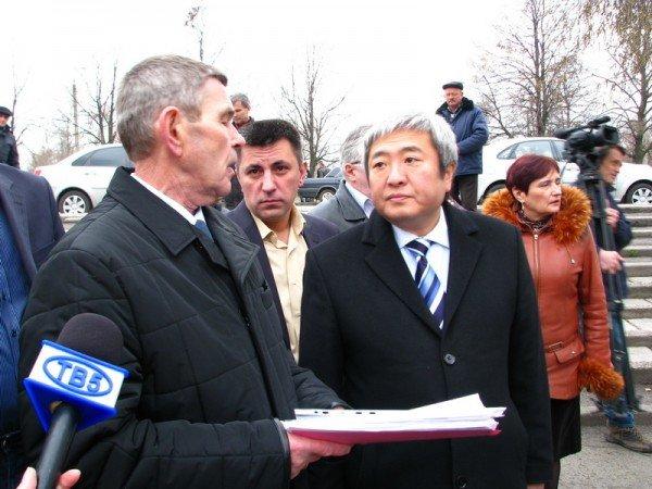 Запорожский мэр приехал с проверкой в Парк Победы (ФОТО), фото-1