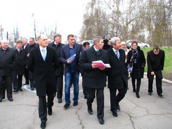 Запорожский мэр приехал с проверкой в Парк Победы (ФОТО), фото-2