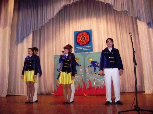 На фестивале в Артемовске школьники шутили… о пожарах!, фото-3