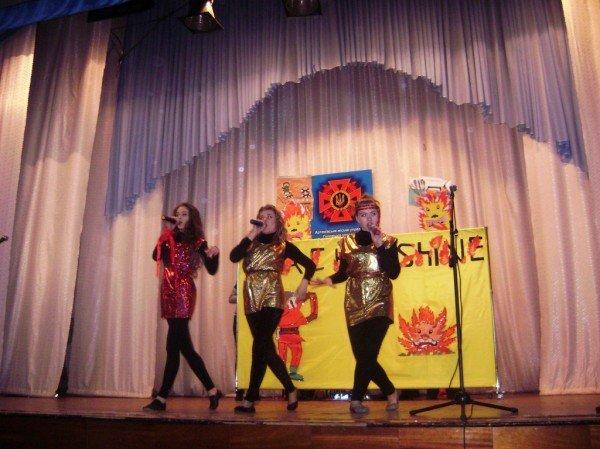 На фестивале в Артемовске школьники шутили… о пожарах!, фото-4