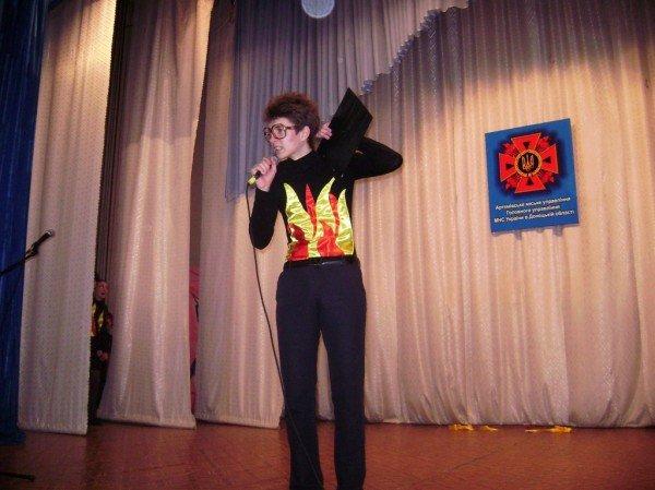 На фестивале в Артемовске школьники шутили… о пожарах!, фото-7