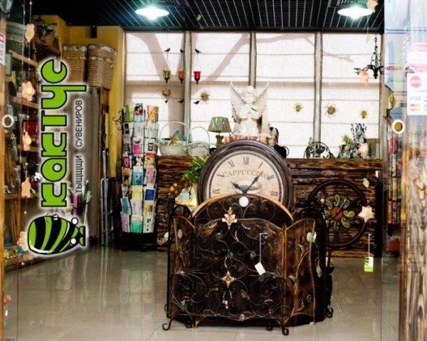 Магазин «Кактус» приглашает убедиться, что эксклюзивные подарки могут быть доступными (ФОТО), фото-3