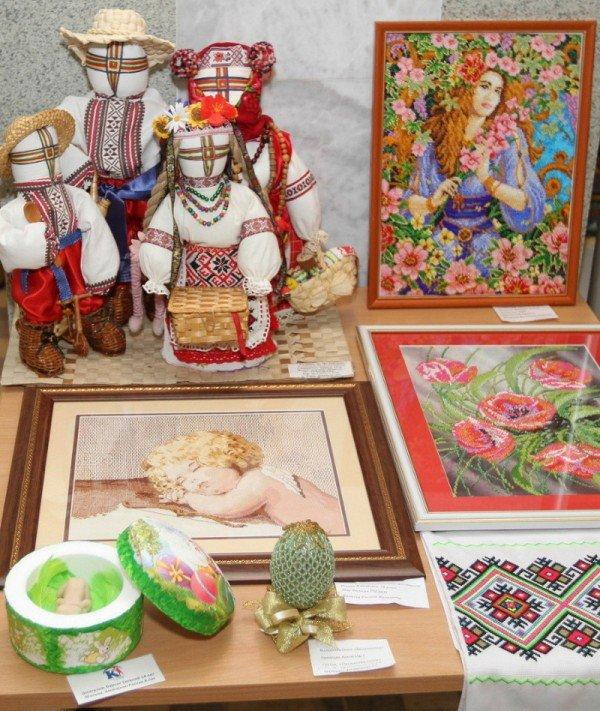 В Донецке открылся Пасхальный вернисаж (фото), фото-2