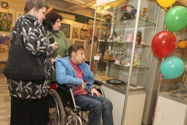 В Донецке открылся Пасхальный вернисаж (фото), фото-12