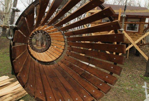 В Донецке откроется веревочный парк «Лень в пень», фото-5
