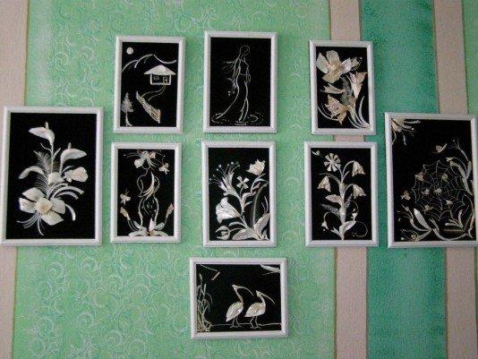 Винницкий мастер создает картины из рыбьих костей, фото-4