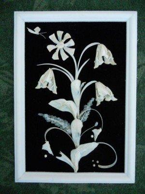 Винницкий мастер создает картины из рыбьих костей, фото-5