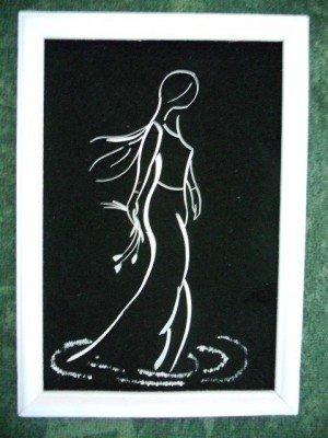 Винницкий мастер создает картины из рыбьих костей, фото-6