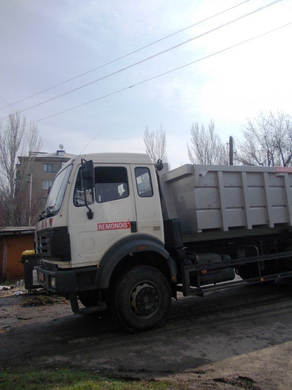 У «Ремондиса» появилась машина для вывоза крупногабаритного мусора (ВИДЕО), фото-2