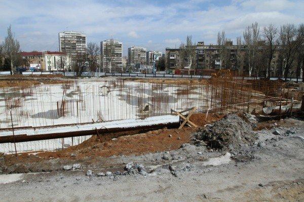 В Донецке продолжается реконструкция парка Металлургов (фото), фото-8