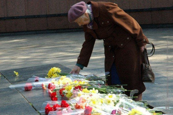 В годовщину освобождения Симферополя от фашистов погода подготовила ветеранам сюрприз (фото), фото-3