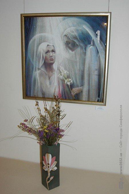 Христианские ценности взглядом художника: завтра в Симферополе откроется новая выставка (фото), фото-4