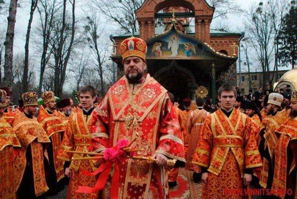 На Великдень православні пішли хресним ходом вулицями Вінниці (ФОТО), фото-9
