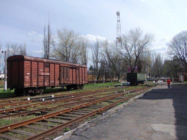 С вокзала «Артемовск-1» теперь уходят только грузовые составы, фото-1