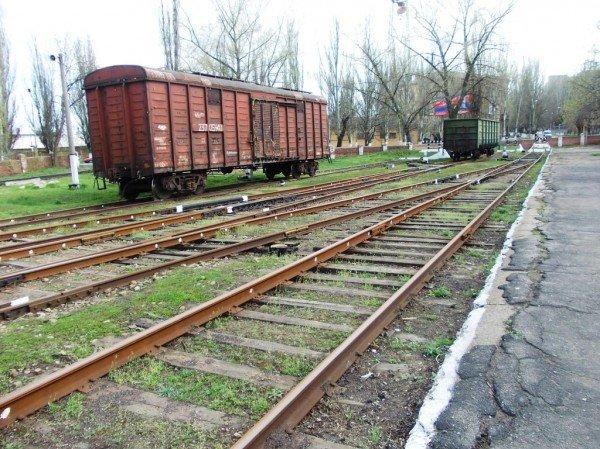 С вокзала «Артемовск-1» теперь уходят только грузовые составы, фото-3