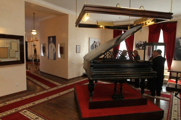 В Донецкой области после реконструкции открыли музей Сергея Прокофьева (фото, видео), фото-4