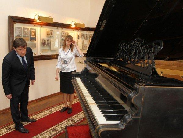 В Донецкой области после реконструкции открыли музей Сергея Прокофьева (фото, видео), фото-3