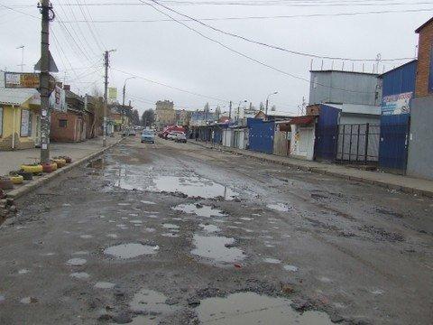 У Вінниці почали реконструювати вулицю Шмідта (ФОТО), фото-1