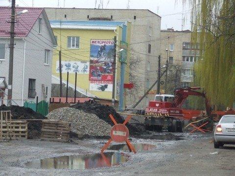 У Вінниці почали реконструювати вулицю Шмідта (ФОТО), фото-2